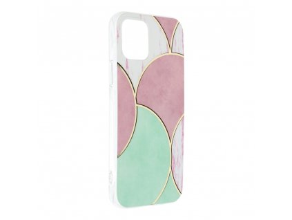 Pouzdro Forcell MARBLE COSMO APPLE IPHONE 12 / 12 PRO vzor 05