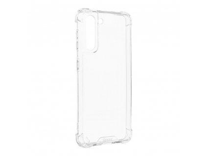 Pouzdro Armor Jelly Roar Samsung Galaxy  S21 transparentní