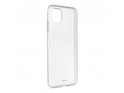 Pouzdro Roar Transparent Tpu Case Samsung Galaxy A22 transparentní 5G