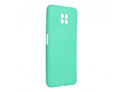 Pouzdro Roar Colorful Jelly Case Xiaomi Redmi Note 9 5G mátové