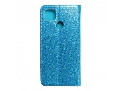 Pouzdro Forcell SHINING Book XIAOMI Redmi 9C / 9C NFC modré