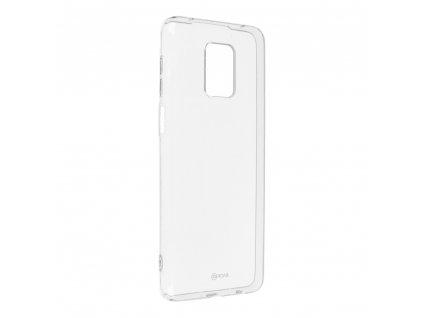 Pouzdro Roar Transparent Tpu Case Xiaomi Redmi NOTE 9 PRO transparentní