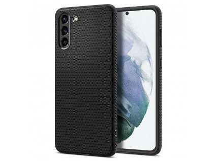 Pouzdro SPIGEN Liquid Air Samsung Galaxy S21 PLUS matné černé