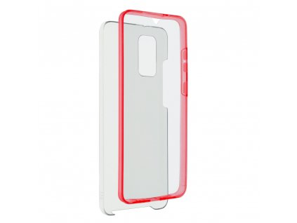 Pouzdro 360 Full Cover Samsung Galaxy A42 5G červené