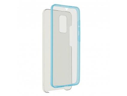 Pouzdro 360 Full Cover Samsung Galaxy A42 5G modré