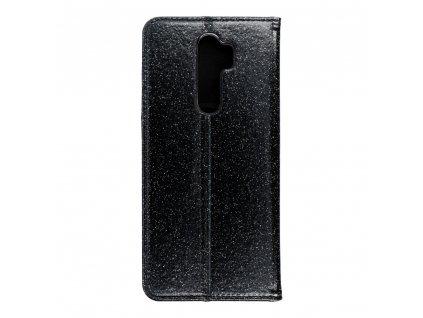 Pouzdro Forcell SHINING Book XIAOMI Redmi NOTE 8 Pro černé