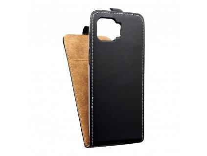 Forcell pouzdro Slim Flip Flexi FRESH Motorola Moto G 5G Plus černé