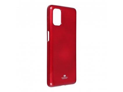 Pouzdro Goospery Mercury Jelly Samsung Galaxy M51 červené