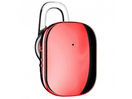 BASEUS bezdrátové sluchátko ENCOK MINI A02 červená NGA02-09