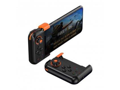 BASEUS herní ovladač joystick do telefonu černá GMGA05-01