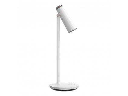 BASEUS stolní bezdrátová LED lampa akumulator 1800 mah bílá DGIWK-A02