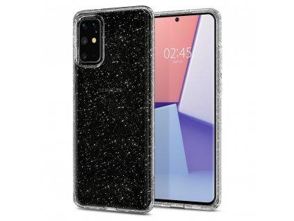 Pouzdro SPIGEN Liquid Crystal Samsung Galaxy S20 PLUS glitter crystal