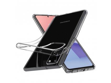 Pouzdro SPIGEN Liquid Crystal Samsung Galaxy NOTE 20 transparent