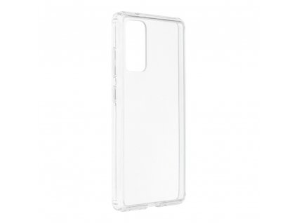 Pouzdro SUPER CLEAR HYBRID SAMSUNG GALAXY S20 FE transparent