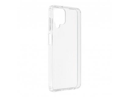 Pouzdro SUPER CLEAR HYBRID SAMSUNG GALAXY A12 transparent
