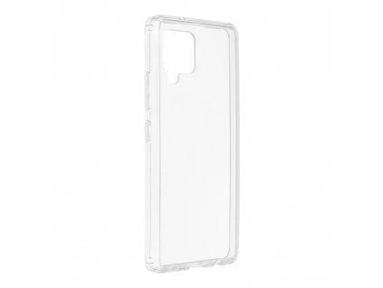 Pouzdro SUPER CLEAR HYBRID SAMSUNG GALAXY A42 5G transparent