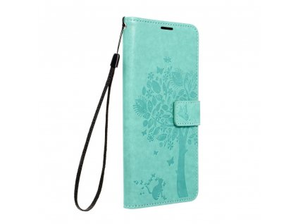 Pouzdro Forcell MEZZO Book SAMSUNG Galaxy A52 5G / A52 LTE ( 4G ) strom zelené