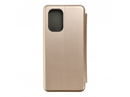 Pouzdro Forcell Book Elegance Xiaomi MI 11i zlaté