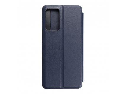 Pouzdro SMART VIEW SAMSUNG Galaxy A52 LTE / A52 5G navy blue