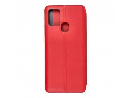 Pouzdro SMART VIEW SAMSUNG Galaxy A21s červené