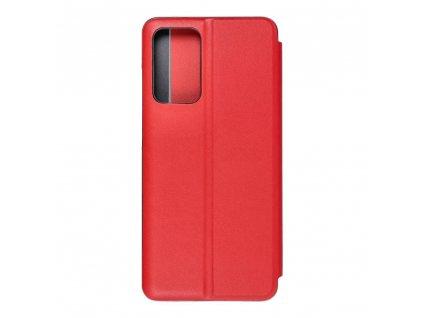 Pouzdro SMART VIEW SAMSUNG Galaxy A52 LTE / A52 5G červené