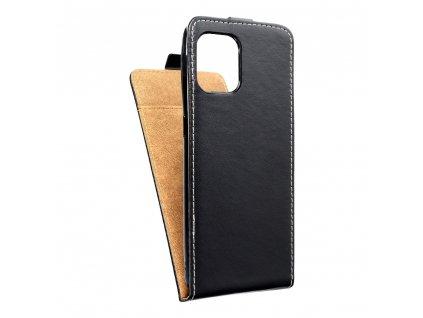 Forcell pouzdro Slim Flip Flexi FRESH OPPO FIND X3 Pro černé
