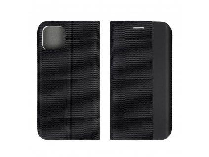 Pouzdro Forcell Sensitive Book SAMSUNG GALAXY A22 LTE ( 4G ) černé