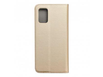 Pouzdro Smart Case Book SAMSUNG GALAXY A03S zlaté