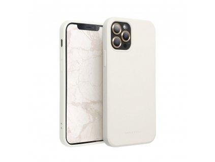 Pouzdro Roar Space Case Samsung Galaxy A72 5G / A72 4G LTE krémové