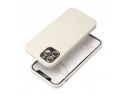 Pouzdro Roar Space Case Samsung Galaxy A32 4G LTE krémové