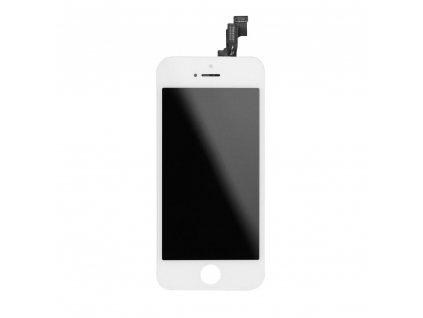 Apple iPhone 5S LCD Displej + Dotyková deska bílá - OEM