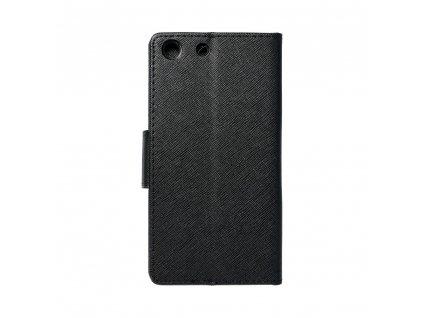 Fancy pouzdro Book - Sony E5603 Xperia M5 - černé