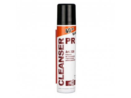 Univerzální čistič pro elektroniku ADR - PR ART. 130 Cleanser 100 ml SPRAY