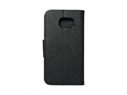 Fancy pouzdro Book - Samsung G925F Galaxy S6 Edge - černé