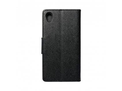 Fancy pouzdro Book - Sony E2303 Xperia M4 Aqua - černé