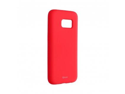 Pouzdro Roar Colorful Jelly Case Samsung G930F Galaxy S7 - broskvové