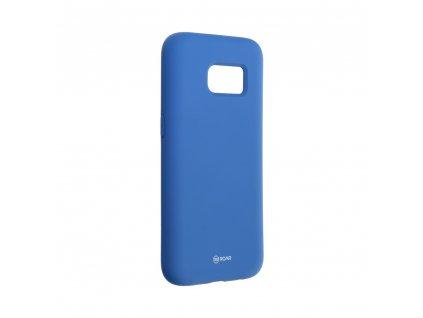 Pouzdro Roar Colorful Jelly Case Samsung G930F Galaxy S7 - modré