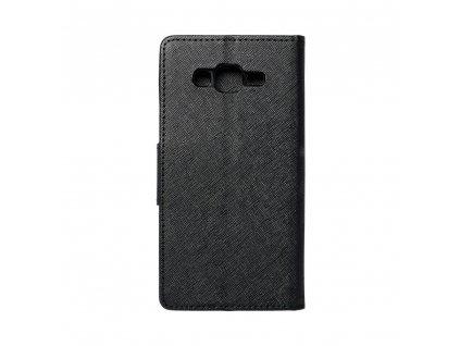 Fancy pouzdro Book - Samsung G530 Galaxy Grand Prime - černé
