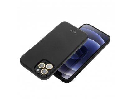 Pouzdro Roar Colorful Jelly Case Apple iPhone 6/6S - černé