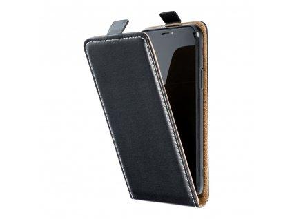 Forcell pouzdro Slim Flip Flexi FRESH pro Microsoft Lumia 535 - černé