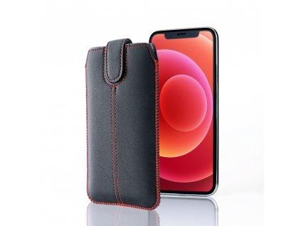 Pouzdro CHIC ULTRA SLIM -M4- Samsung Ace/ Young / HTC Desire S, černá