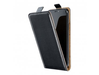 Forcell pouzdro Slim Flip Flexi FRESH pro Samsung i8190 Galaxy S3 Mini - černé