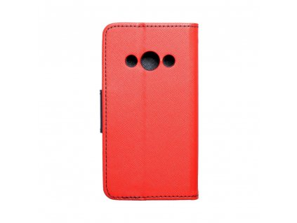 Fancy pouzdro Book - Samsung G388FGalaxy Xcover 3 - modro/červené