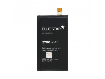 Baterie Blue Star PREMIUM Sony Xperia Z5 Compact 2700mAh Li-Poly