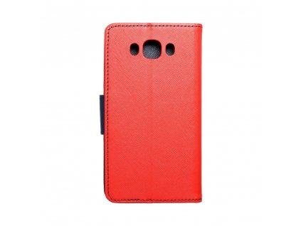 Fancy pouzdro Book Samsung Galaxy J7 2016 - modro/červené