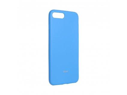 Pouzdro Roar Colorful Jelly Case Apple iPhone 7 Plus světle modré