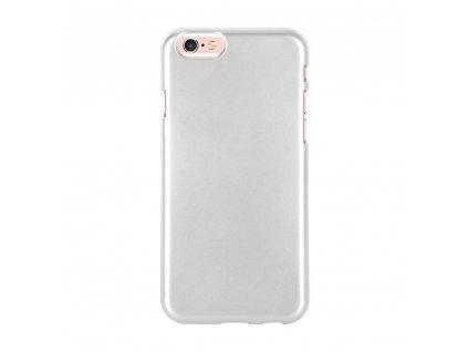 Pouzdro i-Jelly MERCURY/GOOSPERY pro Apple Iphone 7 PLUS stříbrné
