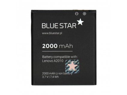 Baterie 2000mAh Blue Star - Lenovo A2010 Li-Poly PREMIUM