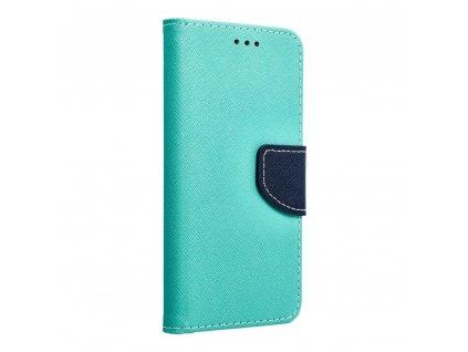 Fancy pouzdro Book Apple iPhone 7 - modro/mátové