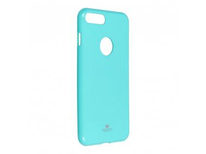 Pouzdro Goospery Mercury Jelly pro Apple Iphone 7 Plus mátové s výřezem na logo